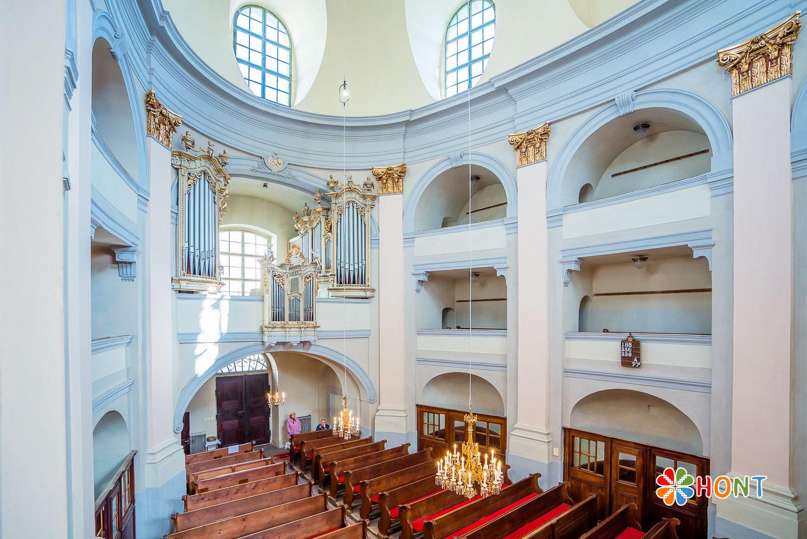 Evanjelický kostol v Banskej Štiavnici
