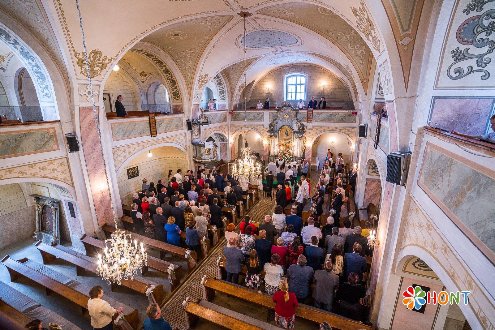 Evanjelický kostol v Krupine