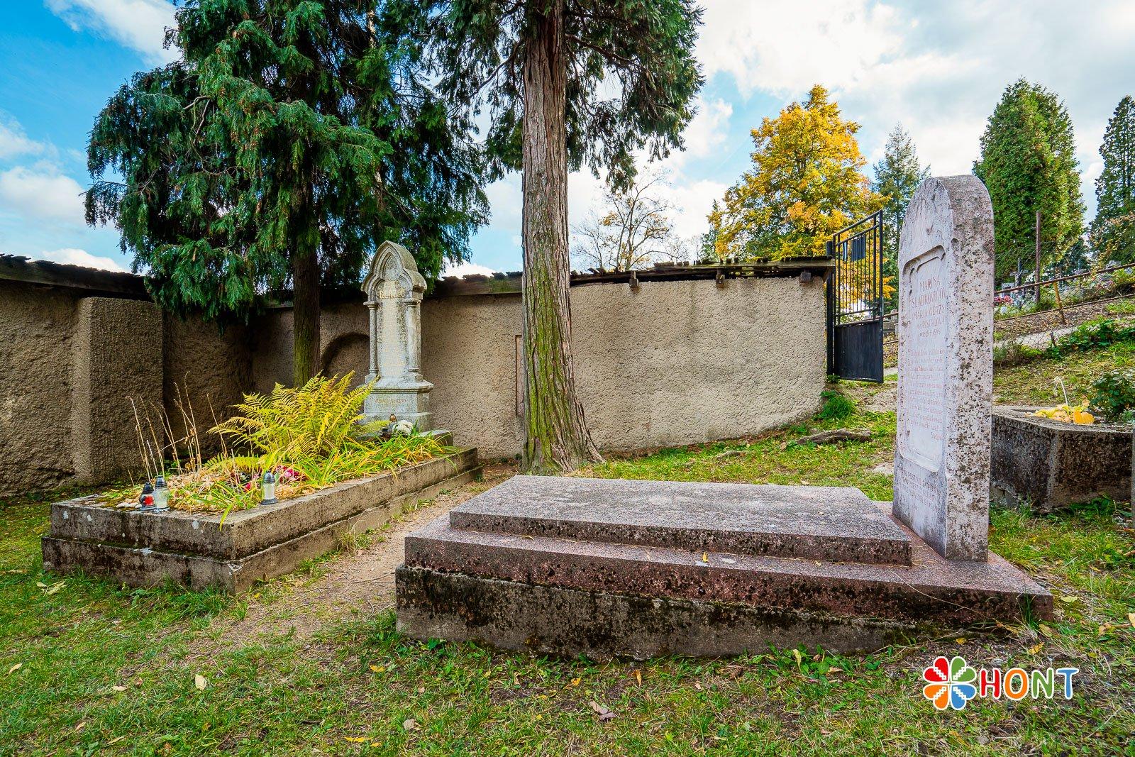 Hrob Maríny v Banskej Štiavnici