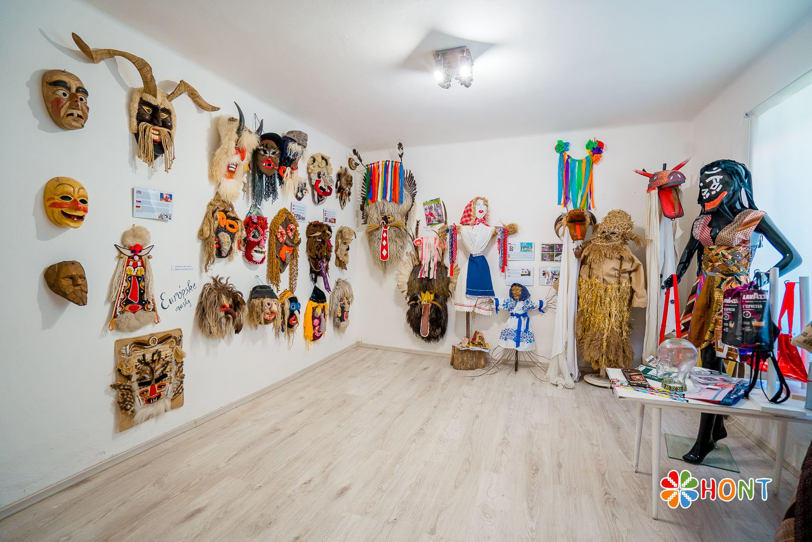 Múzeum masiek v Lišove
